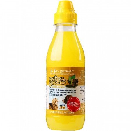 Ginger-Elderberry / Ingefær-Hyllebær sjampo, 500 ml