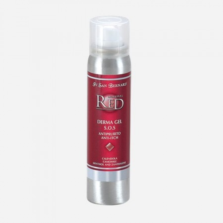 Mineral Red Derma Gel S.O.S., 100 ml