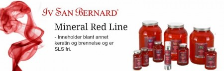 Mineral Red line